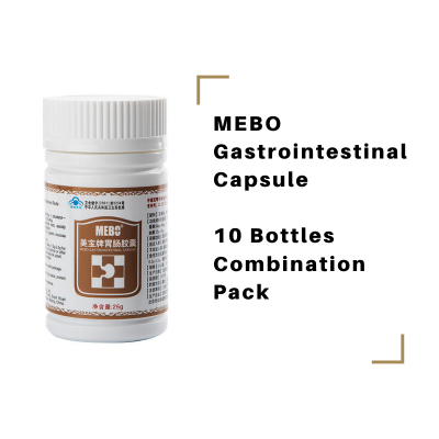 MEBO Gastrointestinal Capsule (10 Pieces)